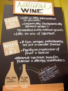 natural wine explanation
